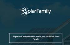 Solar famaly