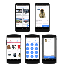 Android ECommerce App for Magento 1.9