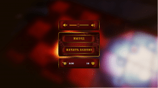 mini меню игры