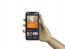 Мобильная вер - Видео платформа для скейтбордистов