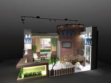 выставочный стенд для компании YIT CITI