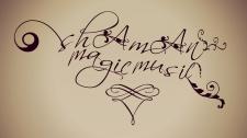 """Логотип исполнителя """"shAmAn"""""""
