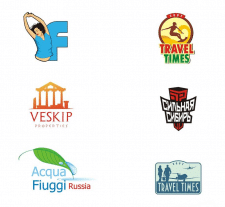 дизайн логотипов создан с 2004 года