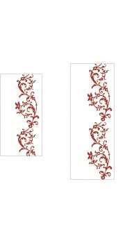 Рисунок для акриловых контуров