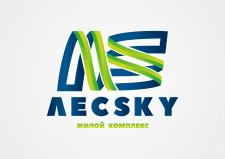 """Фирменный стиль для ЖК """"ЛесSky"""""""