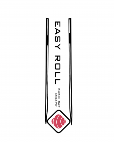 Логотип суши бара