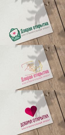 Логотип для благотворительного проекта