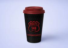 """Стаканчик для кофе """"ROUTE 148"""""""