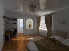 Моделирование, визуализация интерьеров