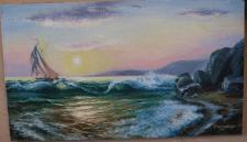 Море(Масло)