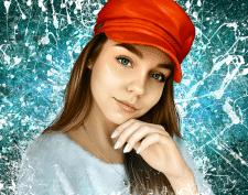 Стилизованный портрет