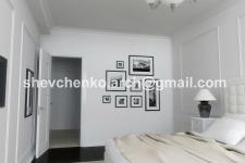 Интерьер квартиры - спальня