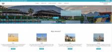 Сайт-визитка, туристическая фирма SoulTravel