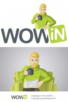 Разработка визуального образа WOWIN
