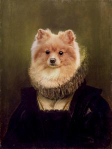 Портрет Питомца в фотошоп)
