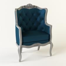 Кресло в стиле эклектики