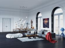 Визуализация апартаментов