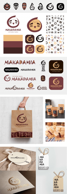 The nut shop Makadamia