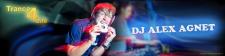 Шапка для сайта DJ ALEX AGNET