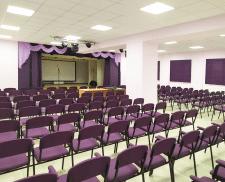 Дизайн интерьера концертного зала на 160 пос. мест