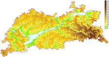 Цифровая модель рельефа