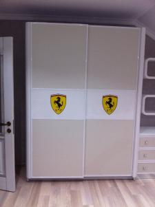 Детская Ferrari