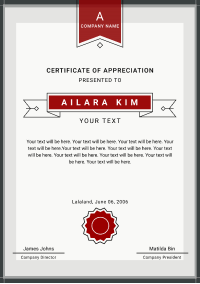 Сертификат для образовательного центра