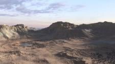 3D Cinematic Landscape / 3D Фотореал Ландшафт