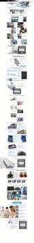 Посадочная страница по продаже алюминиевых систем