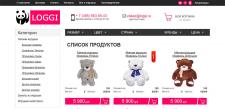 Разработка интернет-магазина с уникальным дизайном