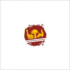 Логотип закусочной