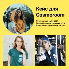 Комплексное продвижение в соц. сетях