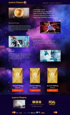 Сайт по продаже бадов