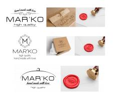 Логотип для сургучной печати (изготовление еды)