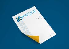 логотип для IMAGINE