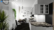 Проектирование и Визуализация 1-комнатной квартиры