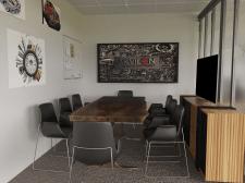 Дизайн офиса Akvilon
