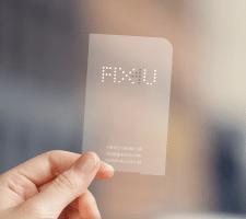 Logo Design & Branding. Визитная карточка