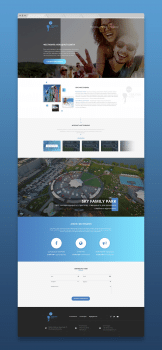 Landing Page : Фестиваль WOW Education Festival