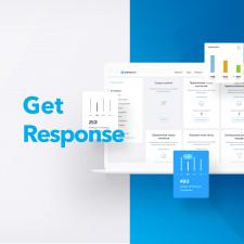 Разработка лендинга для продвижения Get Response