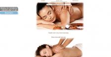 Сайт для массажиста