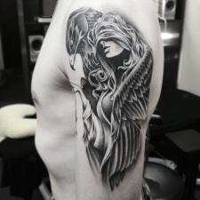 Тату захист tattoo protection