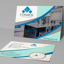 Дизайн Post Card