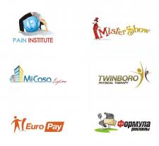 логотипы 2 часть