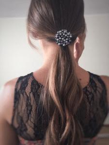 Стильні резинки для волосся