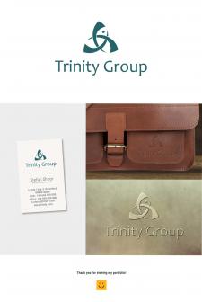 Разработка логотипа для Trinity Group