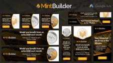 Баннеры для Google Ads (MintBuilder)
