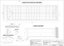 Схема под крышей