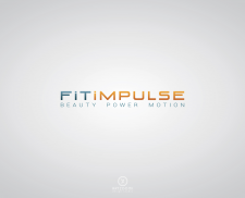 "Логотип для интернет-магазина ""FitImpulse"""