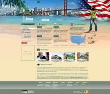 Сайт корпорации ISSA (США)